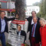 Sommertour 2018: Die SPD-Bürgerschaftsfraktion vor Ort unterwegs in Eppendorf-Winterhude