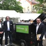 Die SPD-Fraktion auf Sommertour